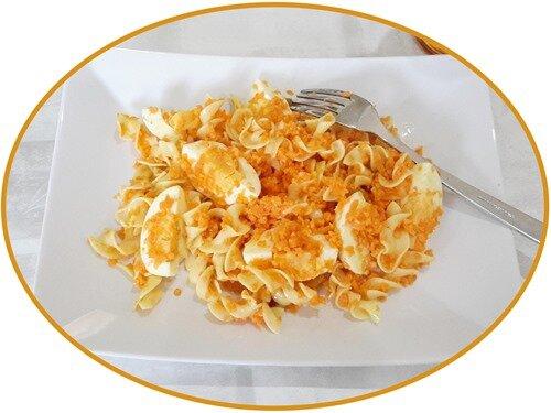 salade de pâtes aux raisins secs4