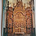 Périgueux 1 cathédrale St Front rétable