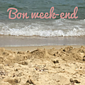 Bon week-end du 27 octobre 2018