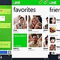 Line : le nouveau réseau social japonais part à la conquête de l'europe