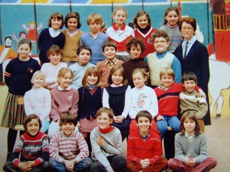 école St-Louis 1983 (2)