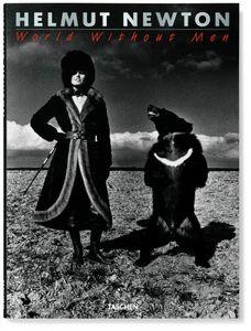 Helmut Newton World without men