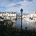 Empuriabrava : la plus grande marina d'europe