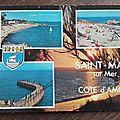 St Marc sur mer datée 1978