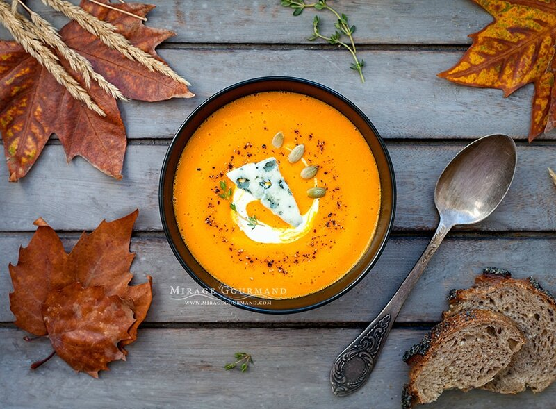 hot_pumpkin_soup_with_blue_cheese__by_miragegourmand-d9c0we5