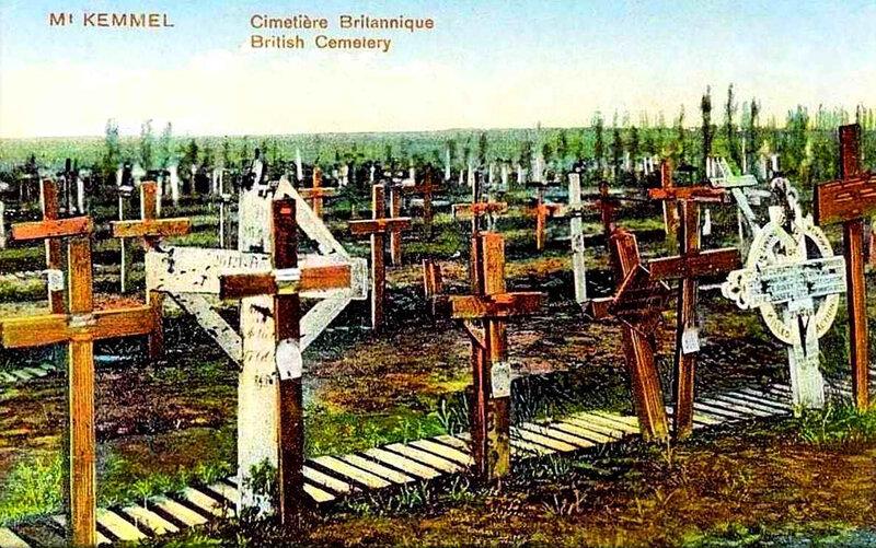 Kemmel cimetière GB4