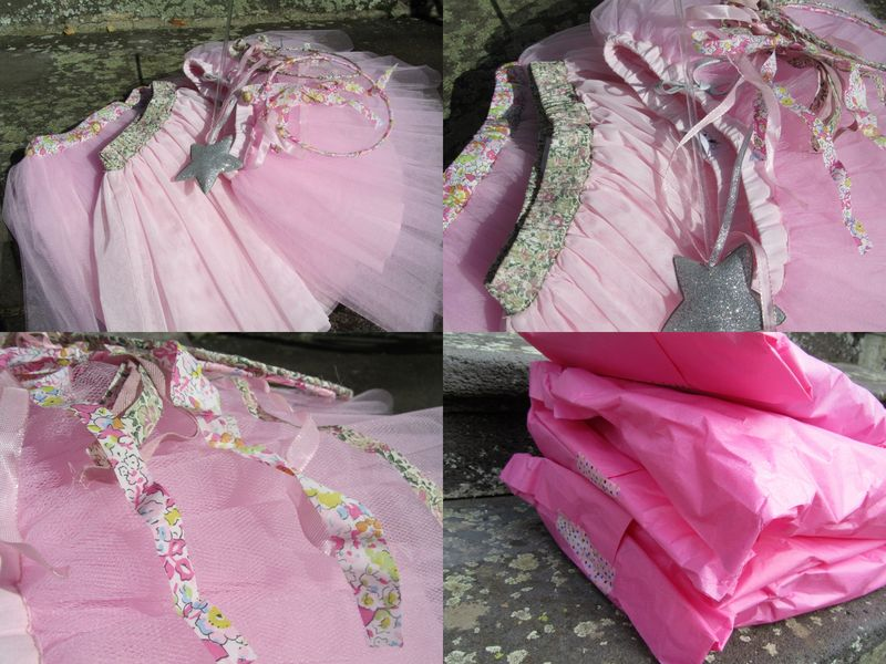 jupons tulle