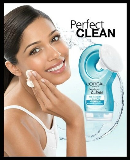 l oreal perfect clean 1