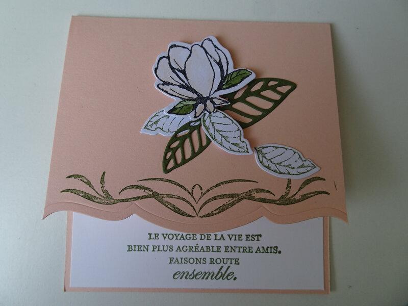20b Carte n°1 Magnolia