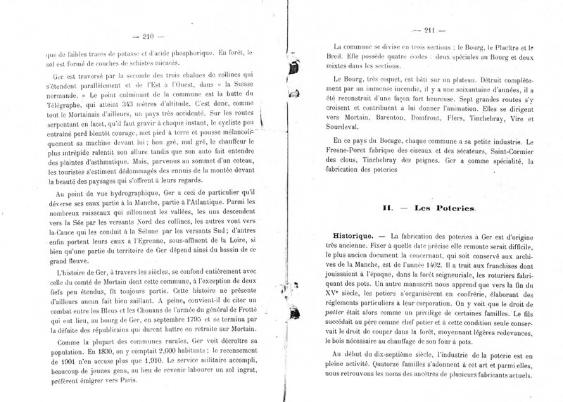 Mauger 1904 - Ger et ses poteries_Page_2
