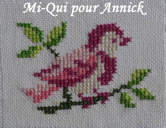 pour Annick