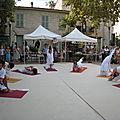 1 - Démonstration yoga 2011