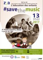 Save the music ZFA