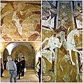 17 - visite des cryptes de l'Abbaye St Germain
