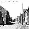SAINS DU NORD-La Rue Gambetta