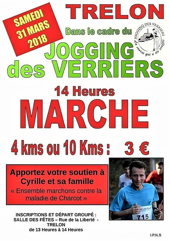 TRELON-Jogging des Verriers