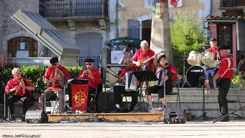 Photos JMP©Koufra 12 - Le Caylar - Los Musicaires del Castèl - 14072019 - 0277