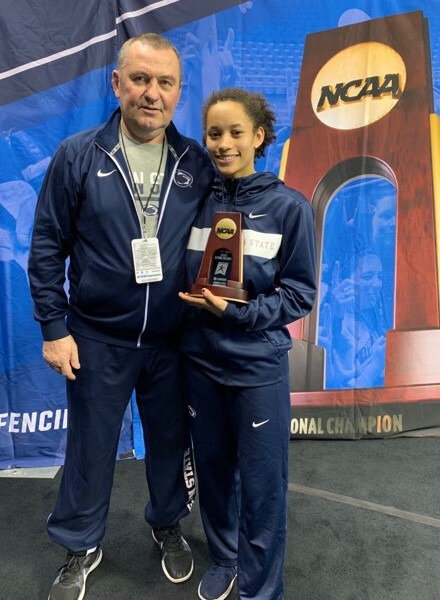 NCAA 2019 Anastasia ALL-AMERICAN 7ème