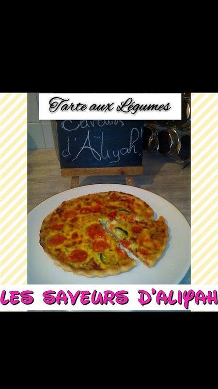 tarta provencal