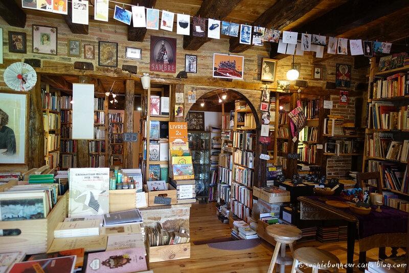 boutique livres