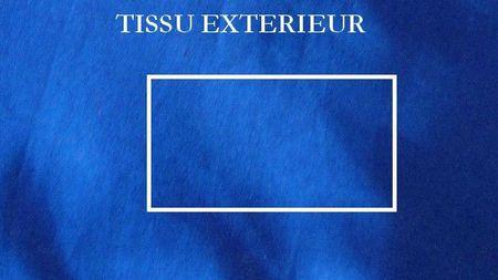 TISSU EXTERIEUR
