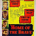 La demeure des braves/je suis un nègre (home of the brave). mark robson (1949)
