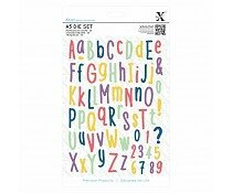 xcut-a5-die-set-66pcs-folk-alphabet-xcu-503286