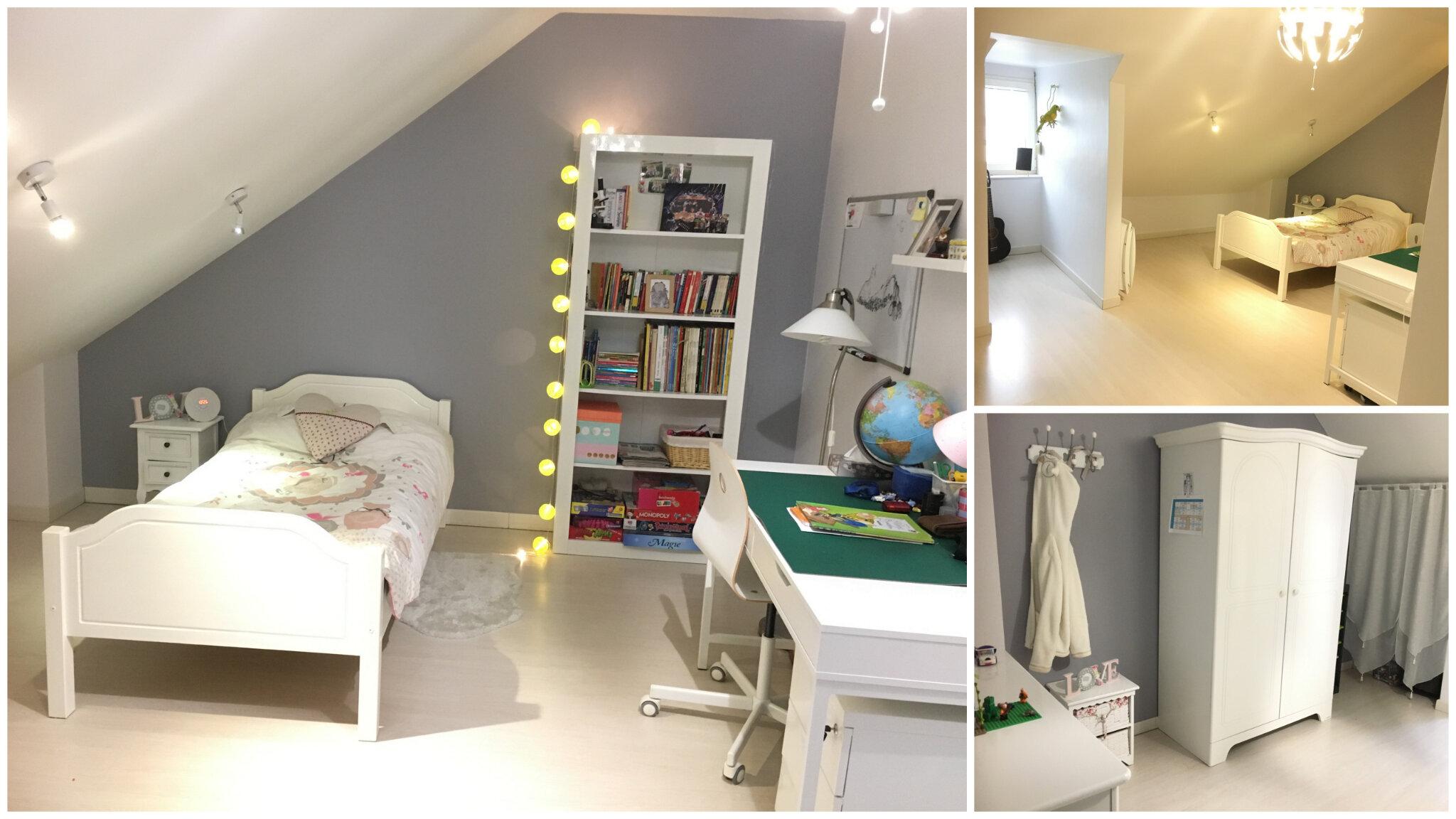 Une chambre d\'ado pour Léa... - Isa and Co...