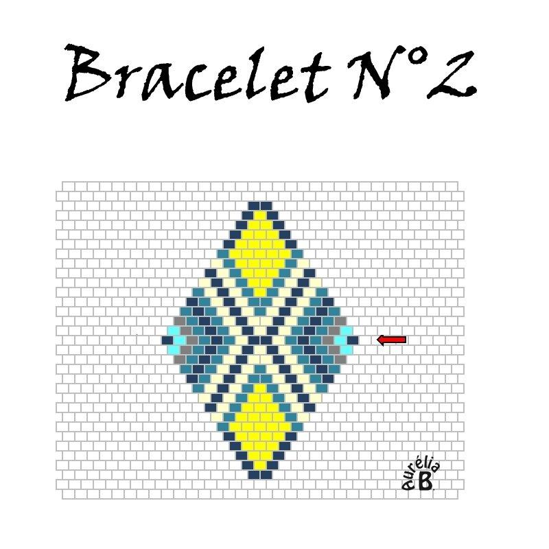 Diagramme bracelet 2