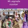 Mon Agenda scolaire Version Espagnole