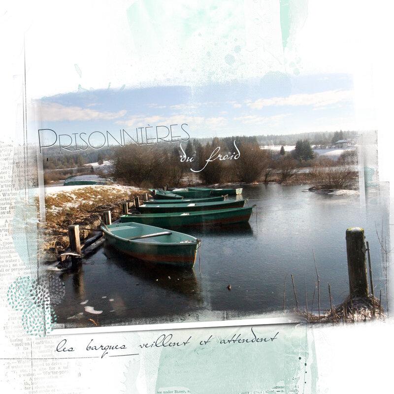 Labergement - Les barques veillent