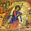 Le christ premier-né de toutes les créatures (col 1, 15-20)
