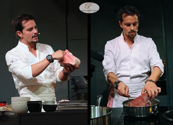 Juan-ARBELAEZ_cuisinant_un_carre_de_veau