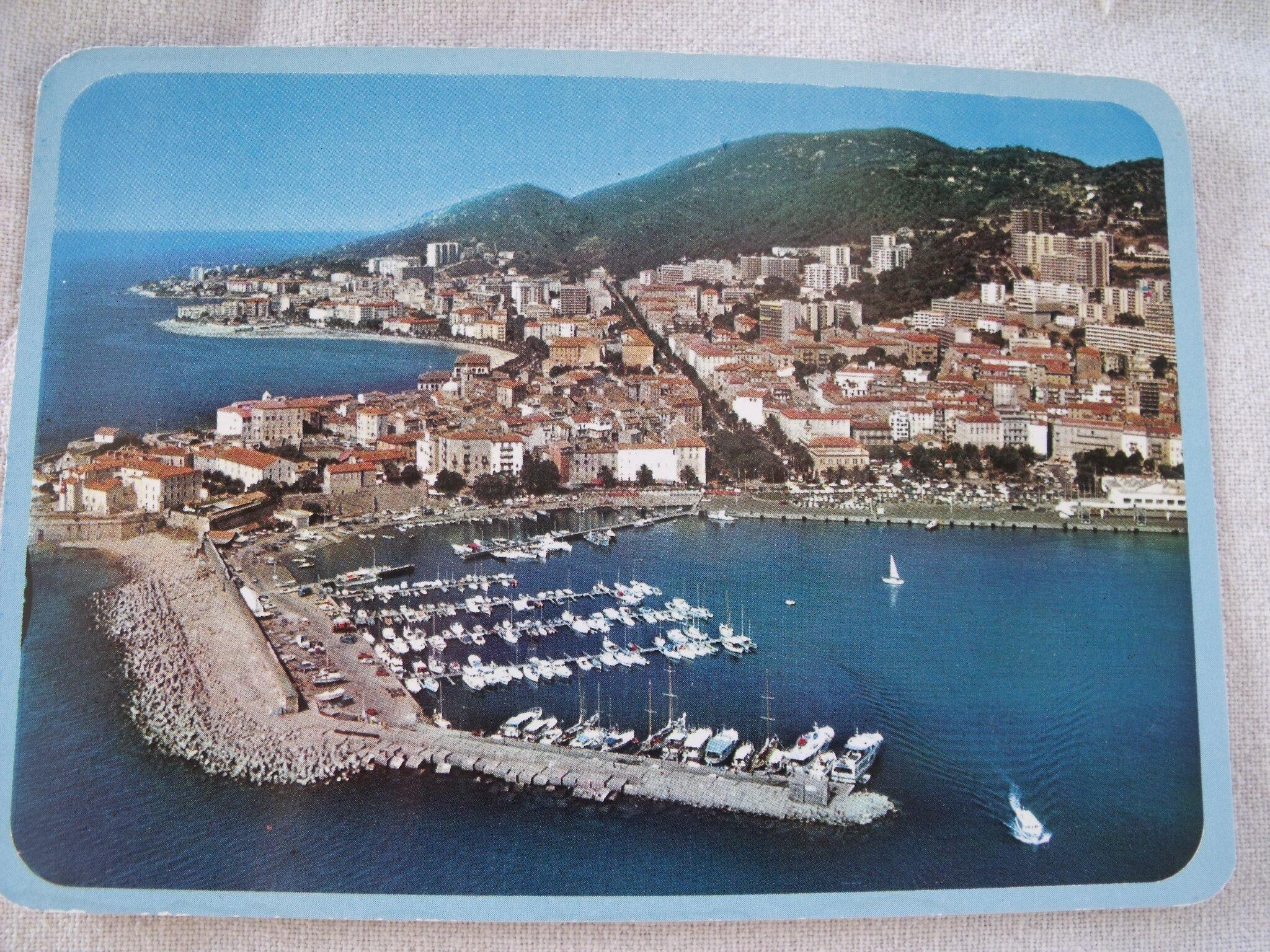 Ajaccio - port de plaisance