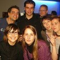 Tamara, Auré, Zouzou, Bruno and co
