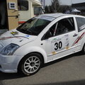 Rally baldomerien 2015 coupe de france n° 30 c2 vts