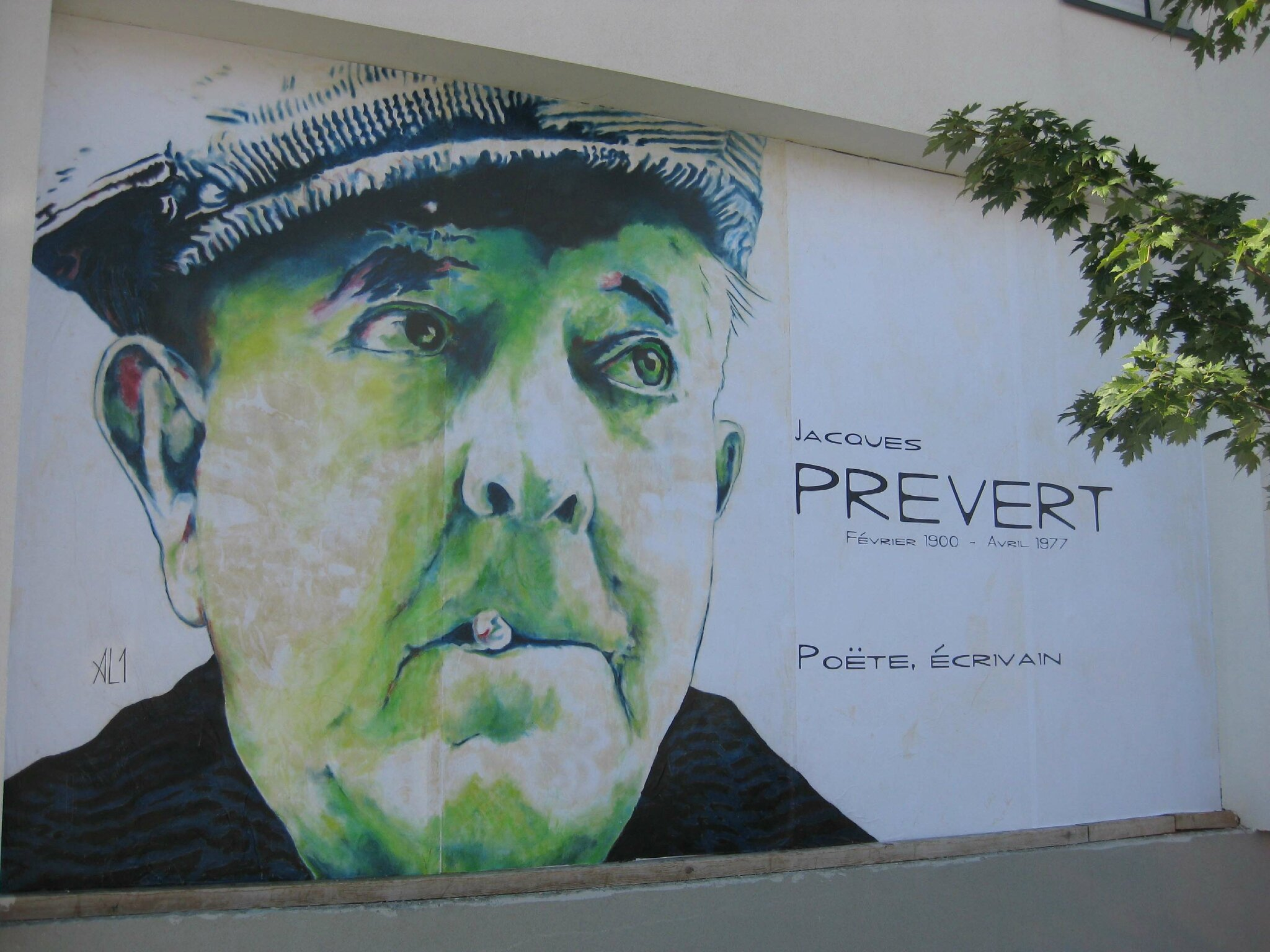 Jacques Prevert Light