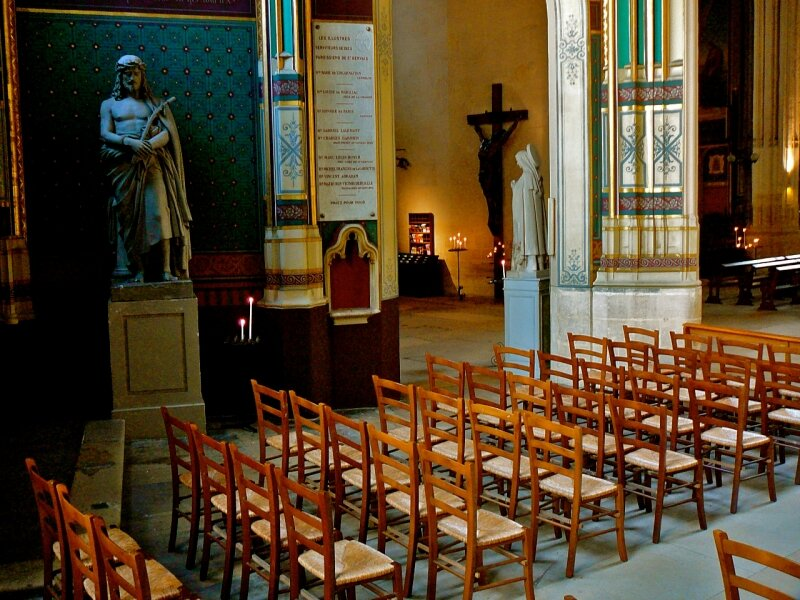 Splendeur de Saint-Gervais Saint-Protais.
