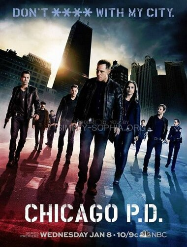 chicago PD s1