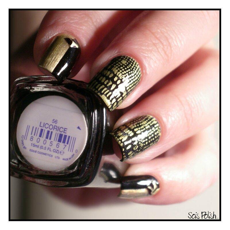 BarryM Essie Born Pretty Store Nail Wraps Scratch Sois Polish