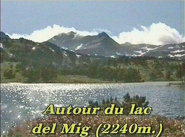 lac del Mig