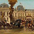 Armand-Dumaresq, Le roi Guillaume à Versailles (1871)