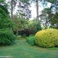 Parc arboretum des grandes bruyères
