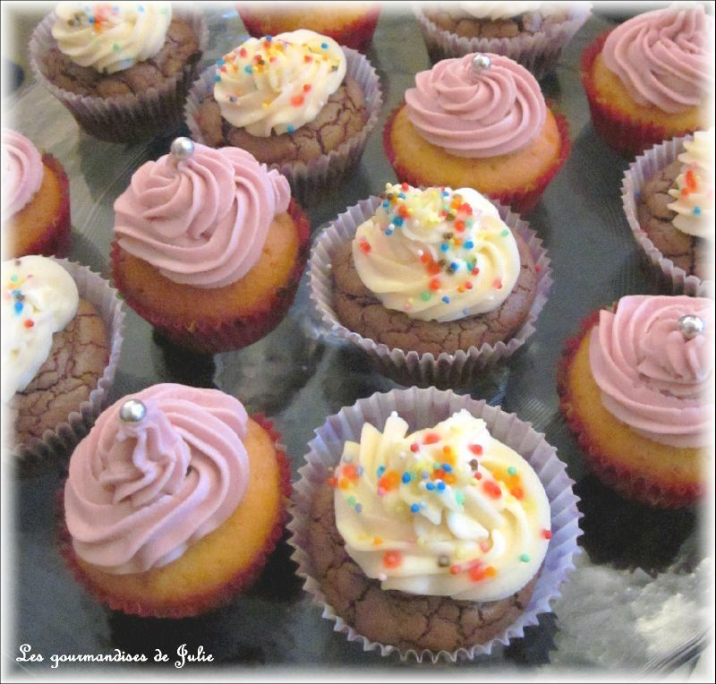 Recette Cup Cake Termomix