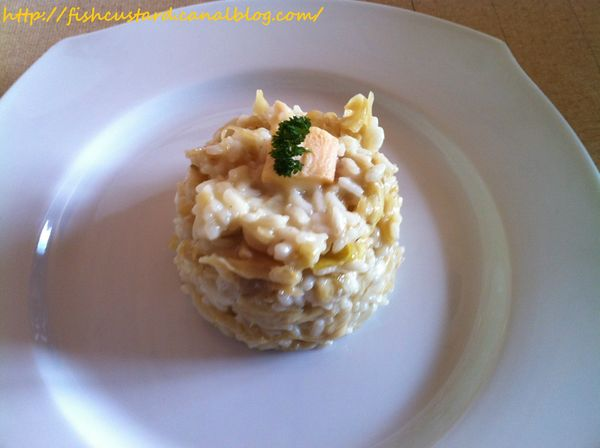 Risotto de chocroute au munster (4)
