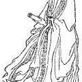 Bai juyi / 白居易 (772 – 846) : regard du soir dans un pavillon au bord de l'eau
