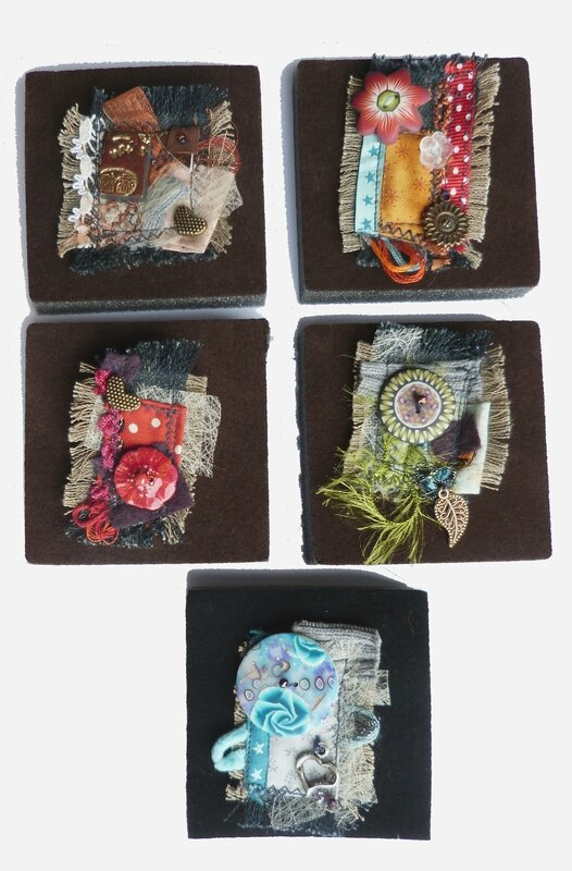 Broches polymere et textile_02-2014 Chifonie