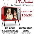 Fête de noël 2012 on tv !