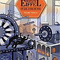 Gustave eiffel et les âmes de fer, de flore vesco