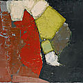 Nicolas de staël (1914 - 1955), composition, octobre 1949